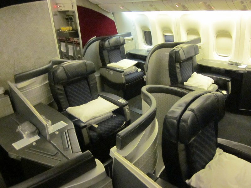 American Airlines First Class 777 Flagship Suite Reviewthe