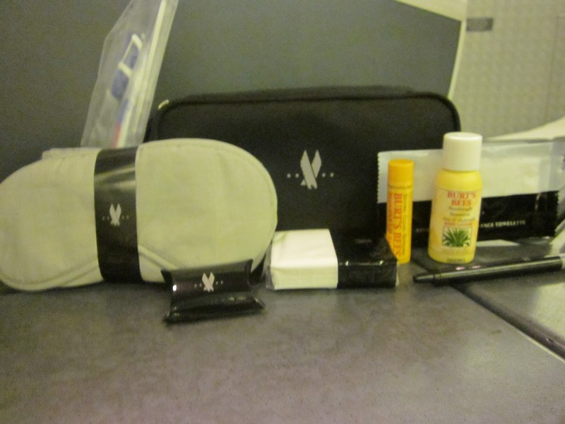 American Airlines First Class Amenity Kit American Airlines First Class