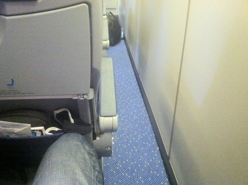 Klm 747 Economy Comfort Reviewthe Points Guy