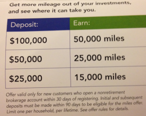 Earn Up to 100,000 United, American & Delta Miles With Fidelity Brokerage Accounts
