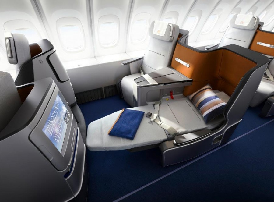 Business Class Seats Are