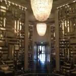 The lobby at the St. Regis Bal Harbour. Sexy and cool.