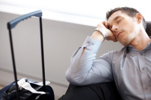 Jet lag can throw off more than your sleep cycle.