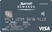 New Canadian Marriott Rewards Premier Visa Card