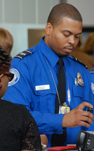 Expect security lines to get a lot longer if budget cuts go into effect.