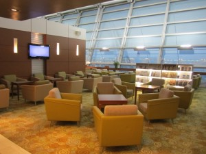 A shot of the main lounge area.