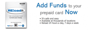 REloadit reloads come in denominations up to $950 - meaning you can earn even more points at once.