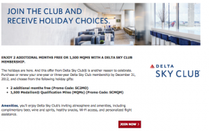 If you were considering SkyClub membership (or renewing), might as well get some extra MQM's in the process.