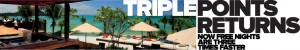 Earn Triple Points with Club Carlson.