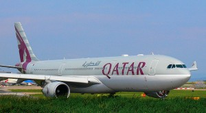 American and Qatar signed a codesharing agreement.