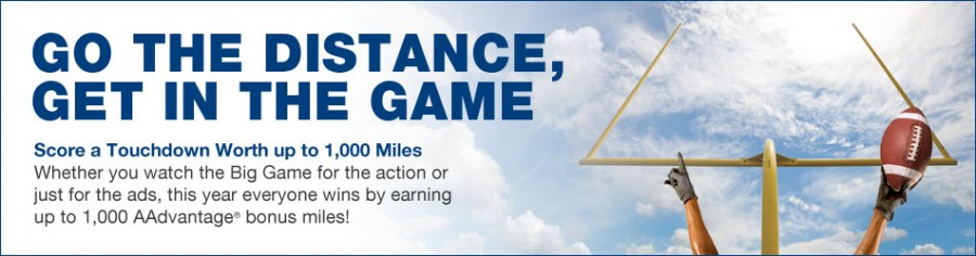 Earn up to 1,000 bonus miles with American.