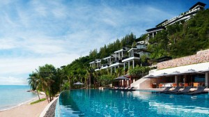 The Conrad Koh Samui in Thailand is another great option to burn some points.