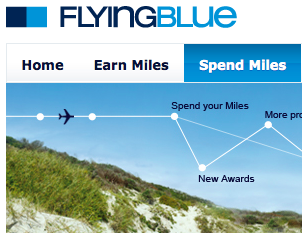 Fly to Europe for half the miles with Flying Blue Promo Awards.