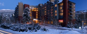 The often expensive Hilton Whistler will no longer be a bargain using points.