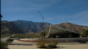The Palm Springs Visitor Center