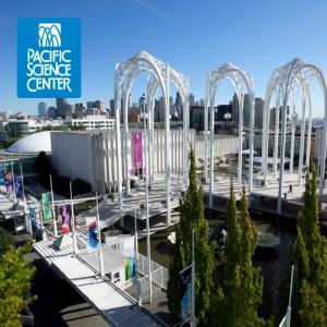 The Pacific Science Center.