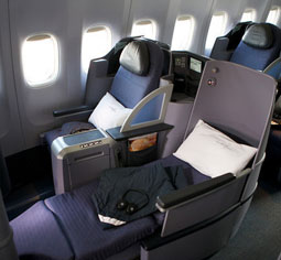 The business cabin will contain all BusinessFirst seats.