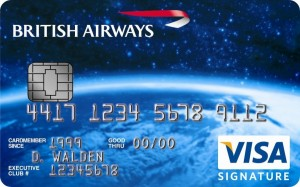 Spend $30,000 in a year, to get the British Airways Travel Together ticket.