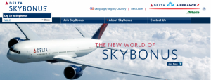 Join business programs like Delta SkyBonus to earn even more benefits on your travel.