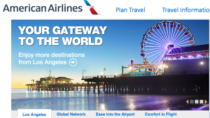 LAX is going to become an even more important international gateway to American's domestic route network.