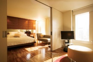 A nine-night stay at the Hilton Sydney can be booked using a combination of AXON and the fifth night free benefit to save yourself 10,000 points.