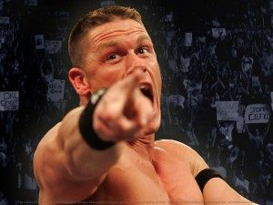 John Cena's going to get really angry if you don't donate!