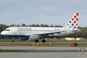 Croatia Airlines is a member of the Star Alliance.