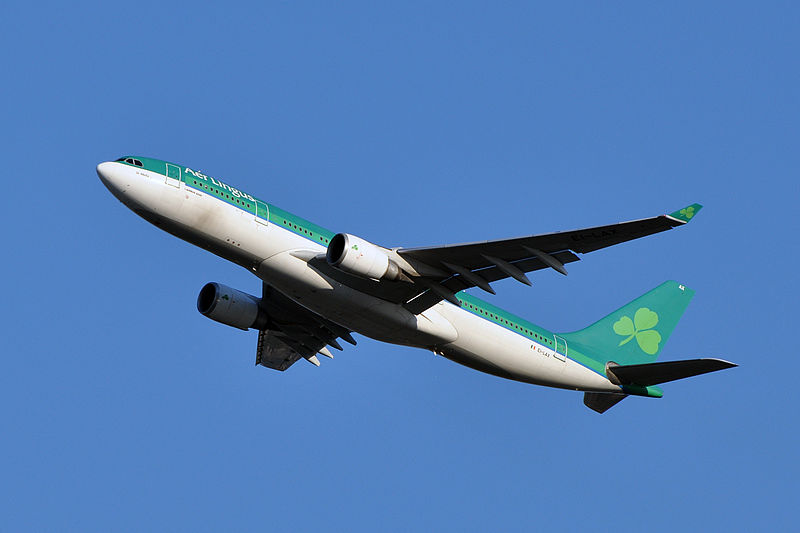 Aer Lingus is a great way to get to Europe this summer.