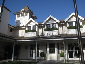 One of Santa Barbara's most famous wineries is Fess Parker.