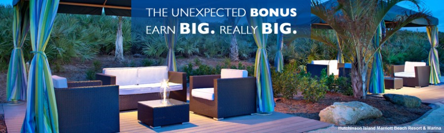Marriott Rewards Unexpected Bonus