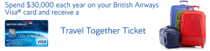 """The British Airways """"Travel Together"""" companion ticket is a great way to hit the skies with your father by your side."""