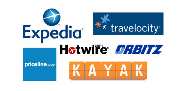 airline booking companies