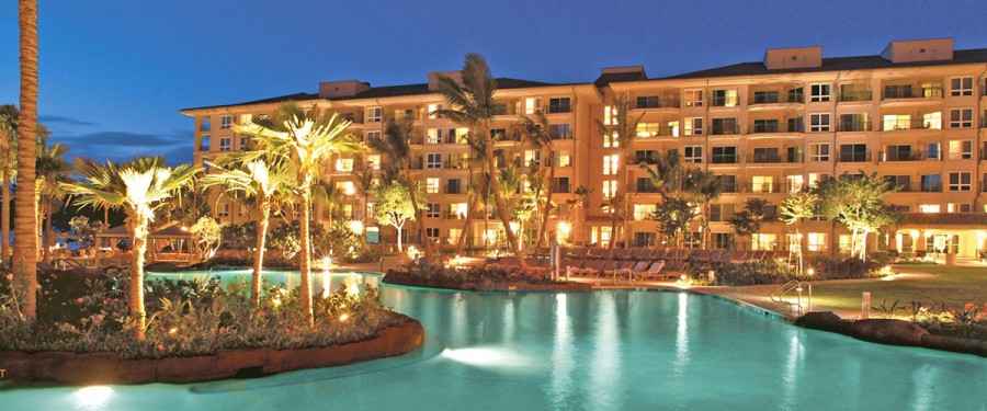 The Westin Ka'anapali Ocean Villas.