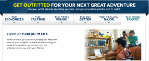BestBuy.com has an online guide for back to college shopping.