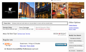 You could use your free nights at the JW Marriott Houston a category 5 property.