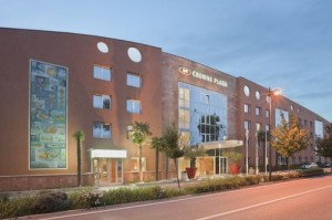 The Crowne Plaza Venice East is located In the rural town of Quarto d'Altino.