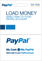 To avoid the 2.9% fee, you can purchase PayPal MyCash reload cards.