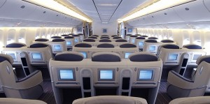 Someone got credit for flying Air France business class though they had used Delta miles to book an award.