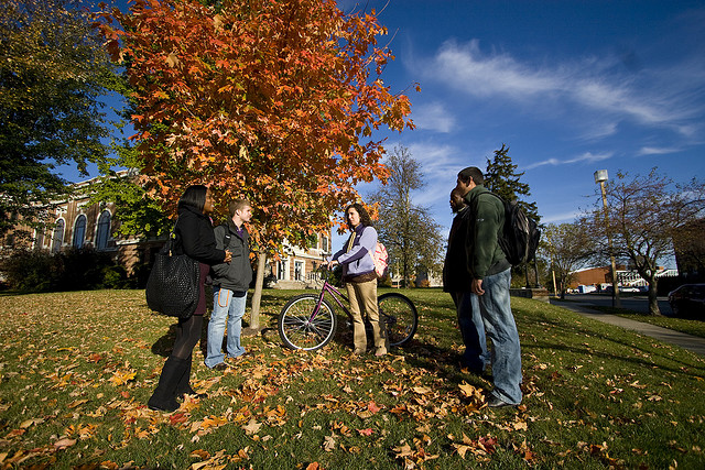 It's almost fall...which means back to college for students all over the country.