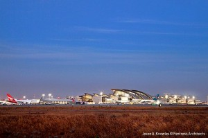 The new Tom Bradley Terminal officially opens this week.