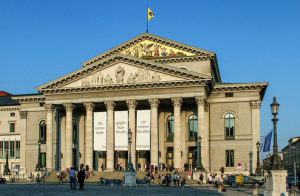 The Bayerische Staatsoper Opera House is one of the most sought after tickets in town.