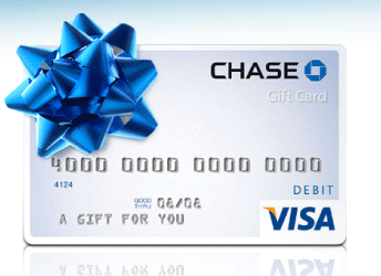 Chase Gift Card feat