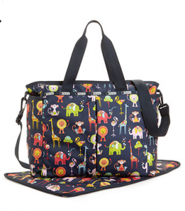 LeSportSac diaper bag