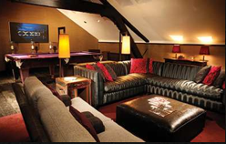 The Malmaison Belfast features 64 guest rooms and suites.