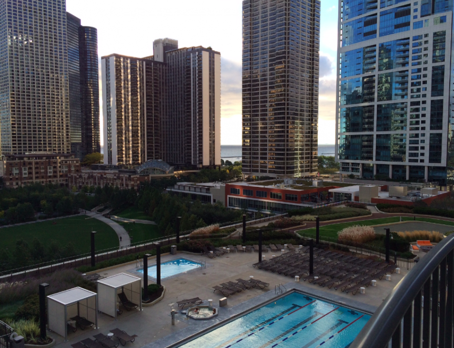 Hotel Review Radisson Blu Aqua Chicagothe Points Guy