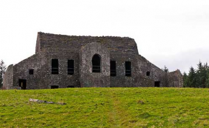 The Hellfire Club is one of the many creepy spots you will visit on a Dublin ghost tour.
