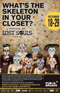 Check out the Secret Souls Walk, with the secret location revealed just 24 hours before the event.