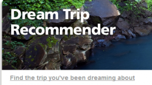 Create your very own dream vacation.