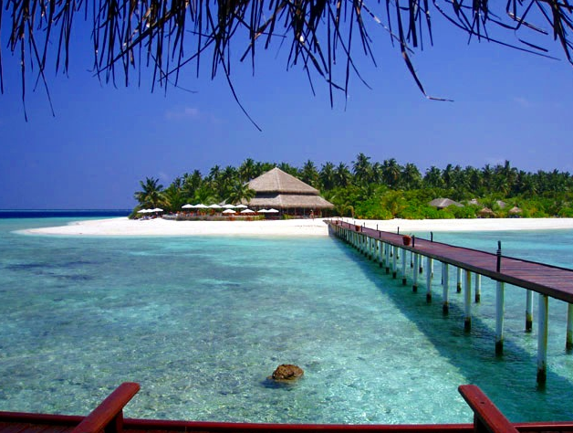 Getting to the Maldives on miles can be a challenge - but it's worth it!