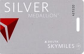 Being a Delta Silver Medallion has some valuable benefits.